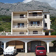 Apartments DAJANA, Brela Soline