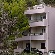 Apartments Vice, Brela